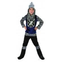 Dětský karnevalový kostým RYTÍŘ LVÍ SRDCE 110-120 cm ( 4 - 6 let )